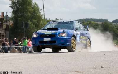 Komo Rally Sprint 2015-18