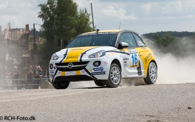 Komo Rally Sprint 2015-19