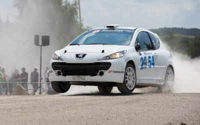 Komo Rally Sprint 2015-2
