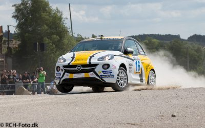 Komo Rally Sprint 2015-20